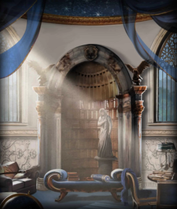 Ravenclaw_common_room