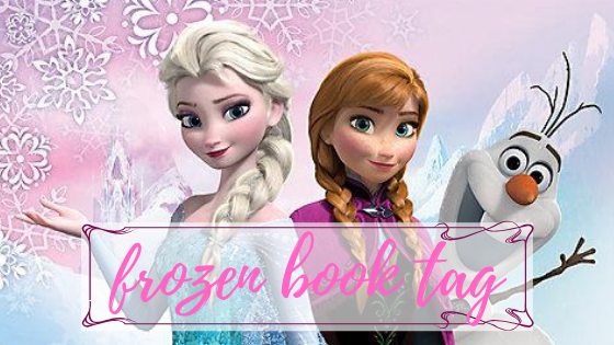 Frozen Book Tag